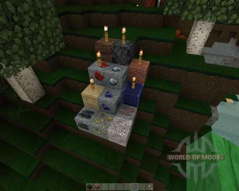 Wolion HD Resource Pack [128x][1.8.8] pour Minecraft