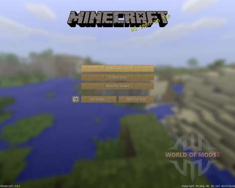 AvienCraft Reborn [16x][1.8.1] für Minecraft