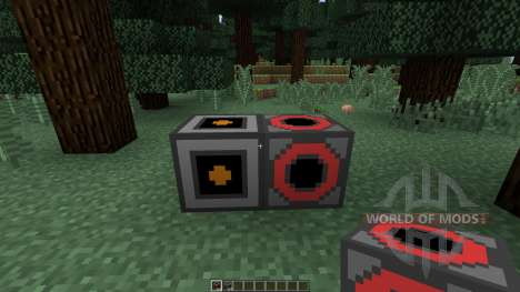 Useful Machines [1.7.10] für Minecraft