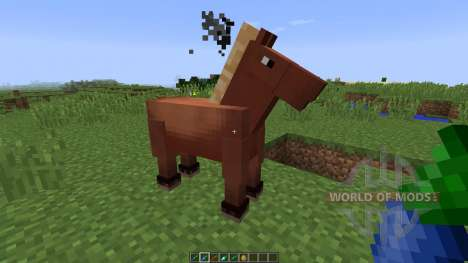 Horse Upgrades [1.8] für Minecraft
