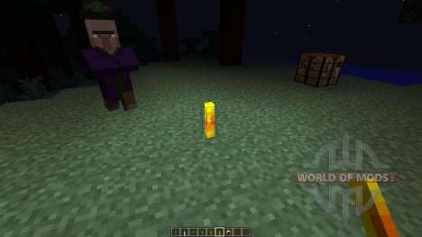 Sodacan Torches [1.7.10] für Minecraft