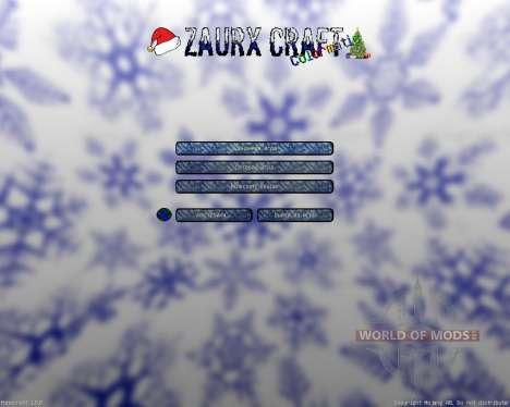 Zaurx Craft Christmas Resource Pack [32x][1.8.8] für Minecraft