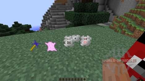 Silents Pets [1.7.10] pour Minecraft