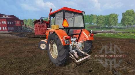 Ursus C-360 v2.0 für Farming Simulator 2015