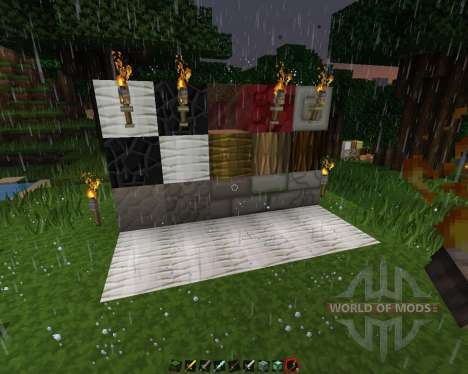 Sphax PureBDCraft [64x][1.8.1] für Minecraft