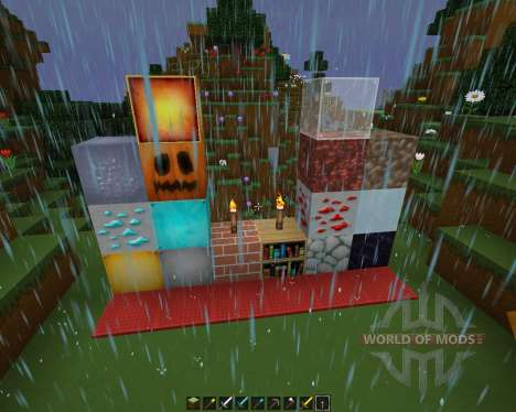 Defscape Resource Pack [64x][1.8.8] pour Minecraft