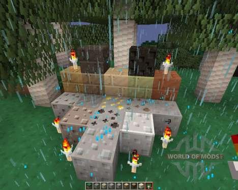 Sandy Dreams [16x][1.8.8] pour Minecraft