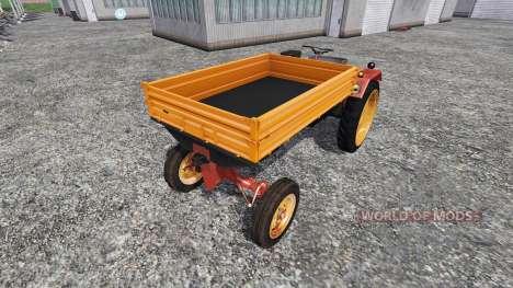 Fortschritt GT 124 pour Farming Simulator 2015