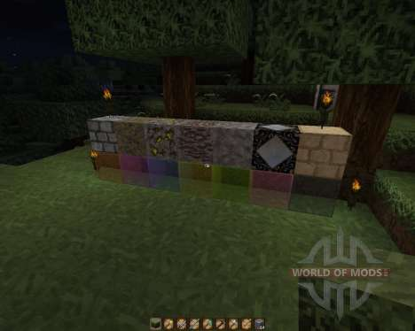 Moray Resource Pack [32x][1.8.8] pour Minecraft