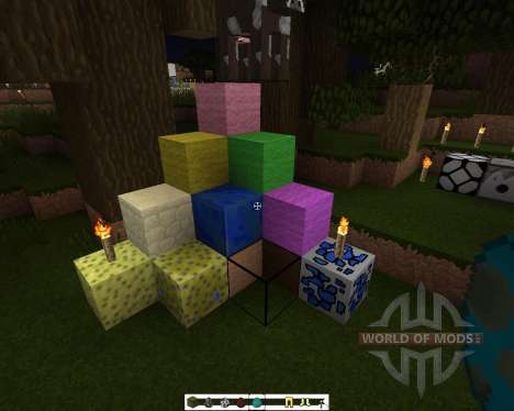 OpusPack [32x][1.8.8] pour Minecraft