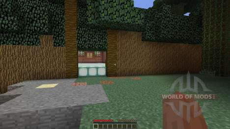 The Perfect House [1.8][1.8.8] pour Minecraft