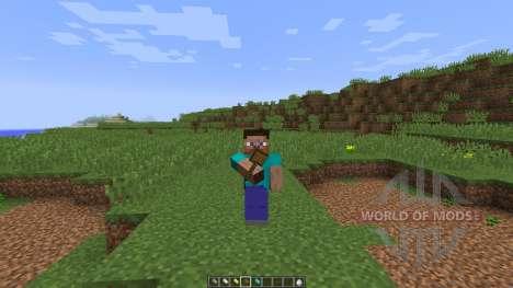 Hammers [1.8] für Minecraft