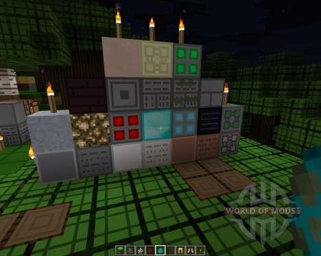 Simple pack [16x][1.8.8] für Minecraft