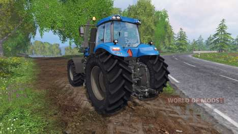 New Holland T8.320 v2.3 für Farming Simulator 2015