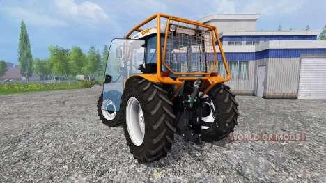 Steyr Kompakt 4095 forest für Farming Simulator 2015