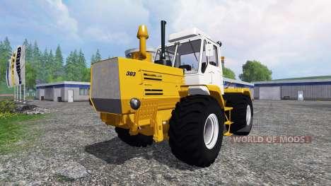 T-150K gelb für Farming Simulator 2015