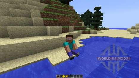Simply Sit [1.7.10] für Minecraft