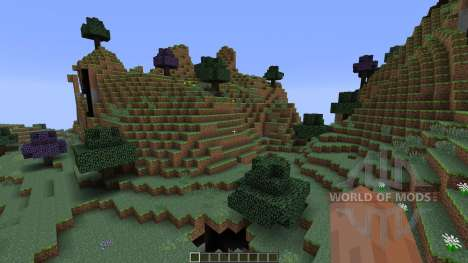 Biomes O Plenty [1.6.4] pour Minecraft