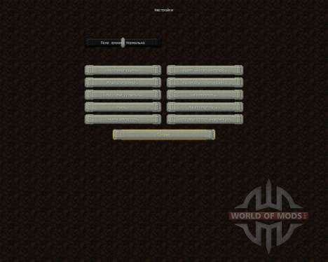 Arestians Dawn Fantasy RPG [32x][1.8.8] pour Minecraft