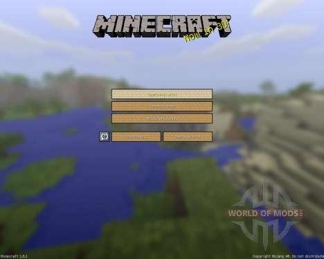 Dream Realm [32x][1.8.1] für Minecraft