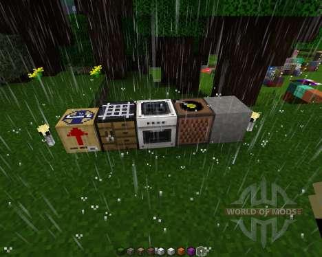 Contemporary Craft [16x][1.8.8] pour Minecraft