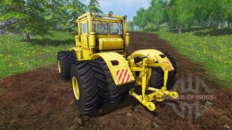 K-700A Kirovets [dual-Räder] für Farming Simulator 2015