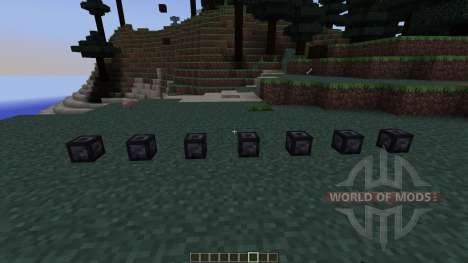 Particle in a Box [1.7.10] pour Minecraft