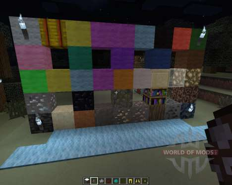 SnowmageCraft [16x][1.8.8] pour Minecraft