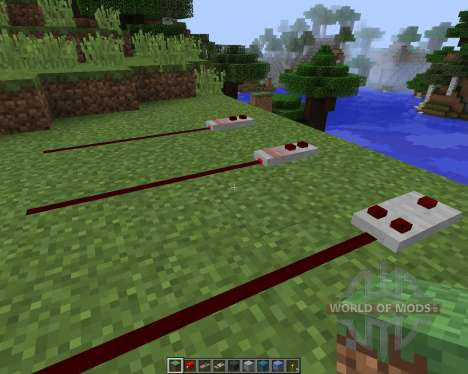Redstone 2.0 [16x][1.8.1] für Minecraft