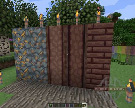 Hammer & Sword [16x][1.8.1] für Minecraft