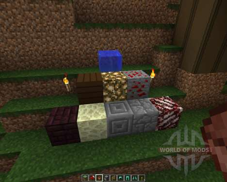 The Mustache Pack 2.0 [64x][1.8.8] pour Minecraft