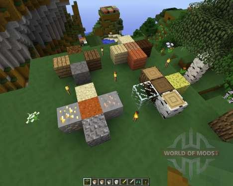 Melvercraft Pack [16x][1.8.8] pour Minecraft