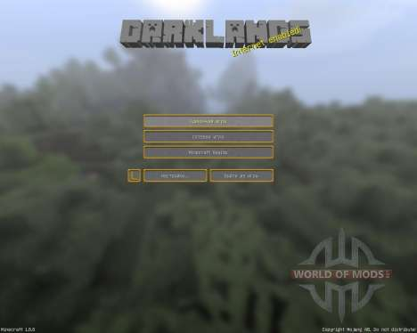 Darklands [32x][1.8.8] für Minecraft