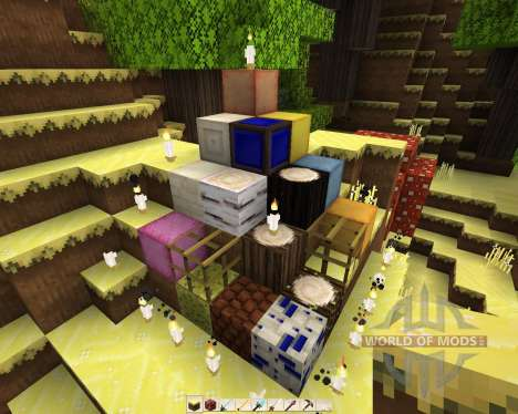 Heartlands Resource Pack [16x][1.8.8] pour Minecraft
