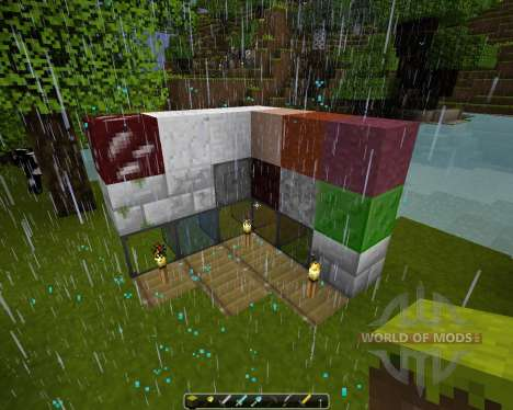 PleadiaCraft Resource Pack [16x][1.8.8] pour Minecraft