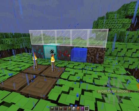 Layered HD - Minimalistic [256x][1.8.8] pour Minecraft