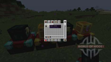 Exp Chest [1.8] für Minecraft