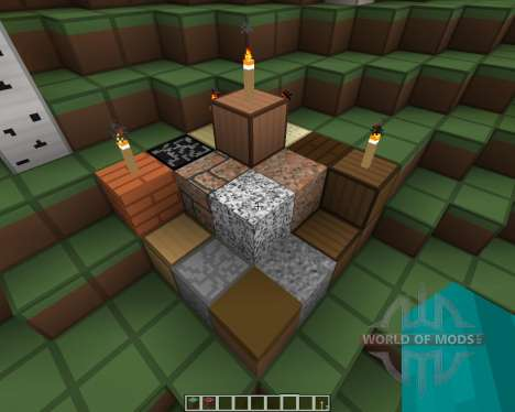 SmoothSta Emitting Light Resource Pack [16x][1.8 für Minecraft