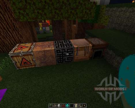 Elements [64x][1.8.8] für Minecraft