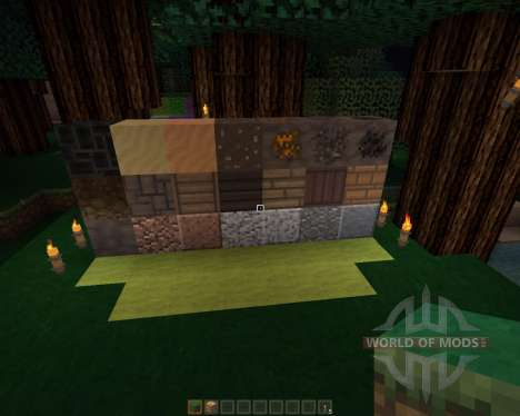 Candles and Clockwork Revival Pack [16x][1.8.8] für Minecraft