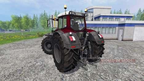 Fendt 924 Vario - 939 Vario [bordeaux] pour Farming Simulator 2015