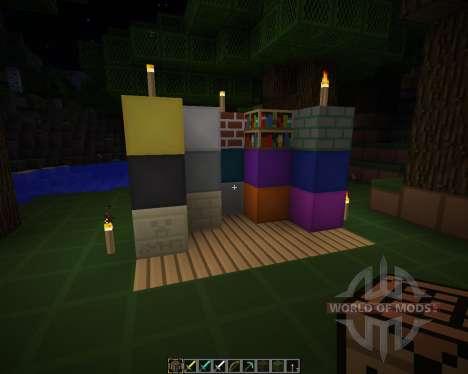SimpelCraft TexturePack [16x][1.8.1] für Minecraft
