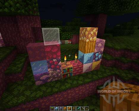 MONSTRUL RUSTIC RETRO [16x][1.8.1] pour Minecraft