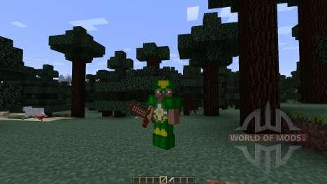 WackyWeapons [1.7.10] für Minecraft