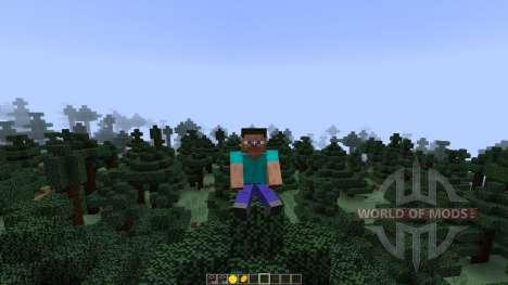 Simply Sit [1.7.10] pour Minecraft