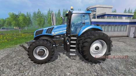 New Holland T8.275 Twin Wheels für Farming Simulator 2015