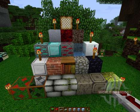 Morgan Black [128x][1.8.1] pour Minecraft