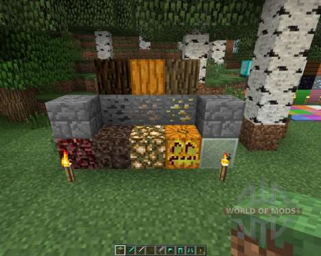 Simple Pack [16x][1.8.8] für Minecraft