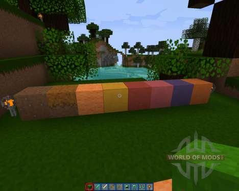 Pitch Black [16x][1.8.8] pour Minecraft