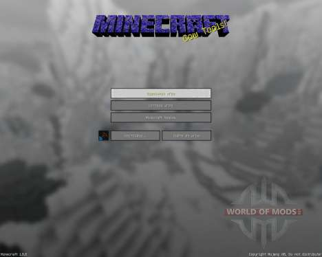 Ice Planet Resource Pack [32x][1.8.8] für Minecraft
